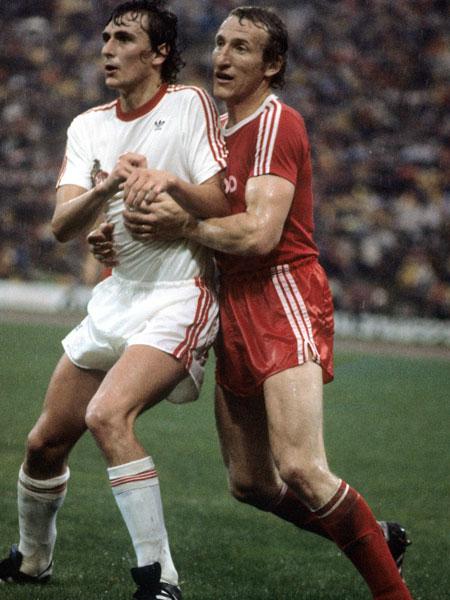 1978: Dieter Müller (1. FC Köln) - 24 Tore