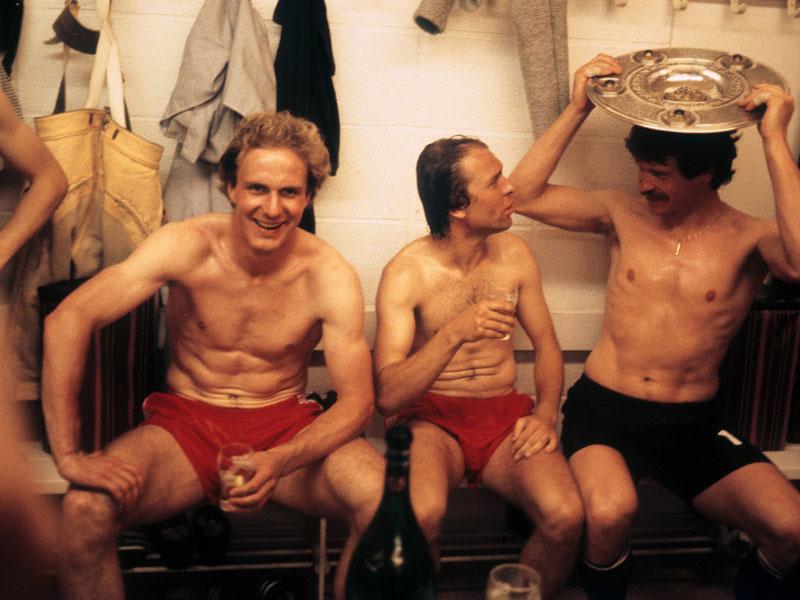 1981: Karl-Heinz Rummenigge (FC Bayern) - 26 Tore