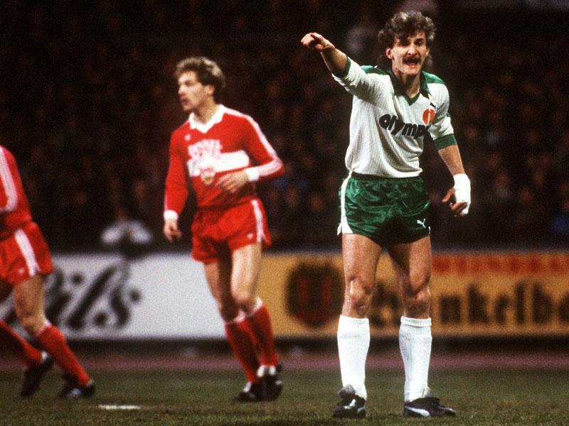 1983: Rudi Völler (Werder Bremen) - 23 Tore