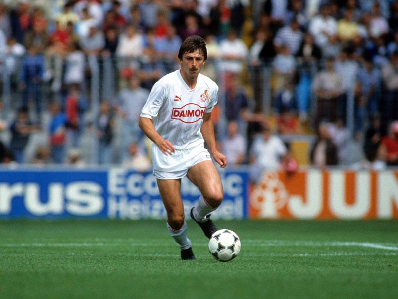 1985: Klaus Allofs (1. FC Köln) - 26 Tore