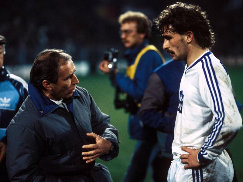 1986: Stefan Kuntz (VfL Bochum) - 22 Tore