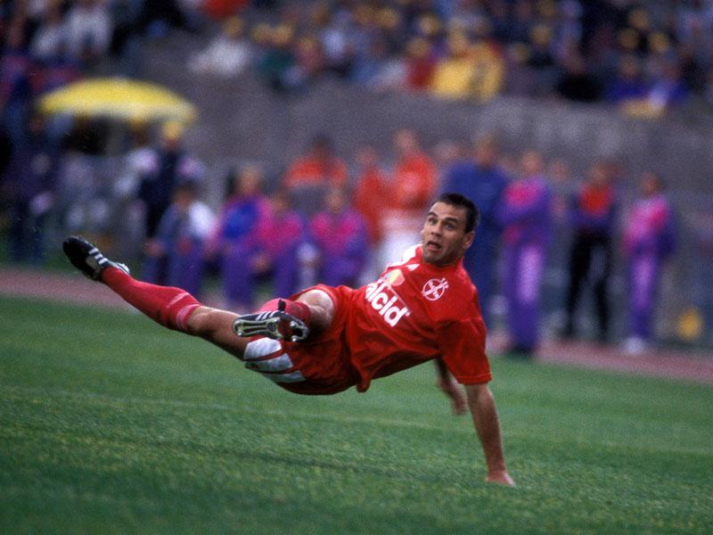 1993: Ulf Kirsten (Bayer Leverkusen) - 20 Tore