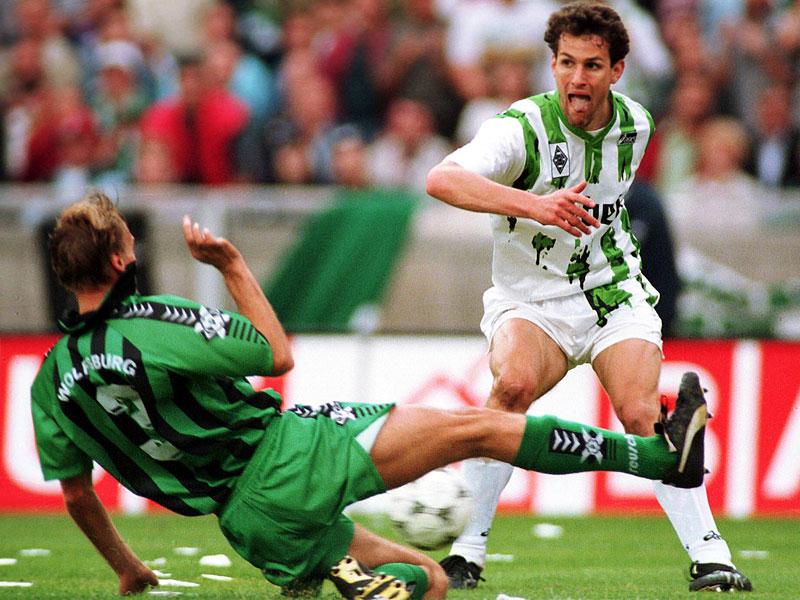 1995: Heiko Herrlich (Borussia Mönchengladbach) - 20 Tore