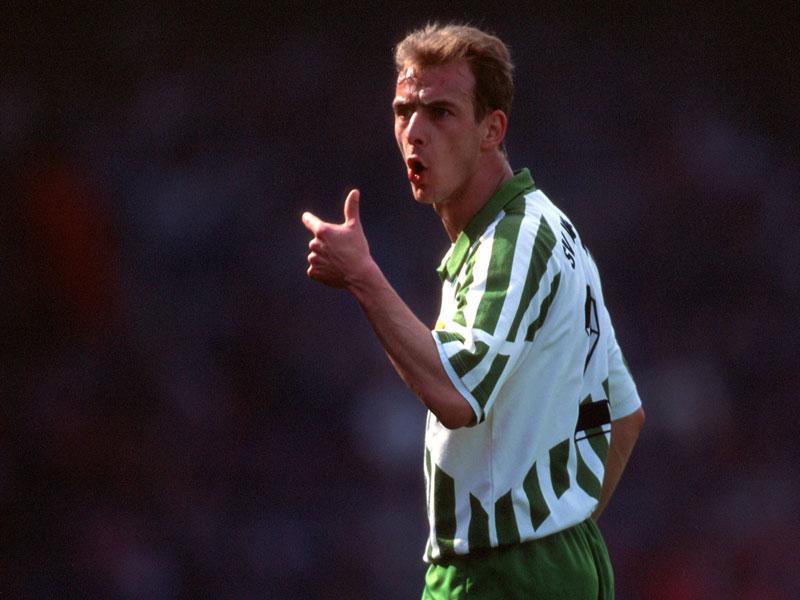 1995: Mario Basler (Werder Bremen) - 20 Tore