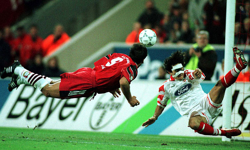 1998: Ulf Kirsten (Bayer Leverkusen) - 22 Tore