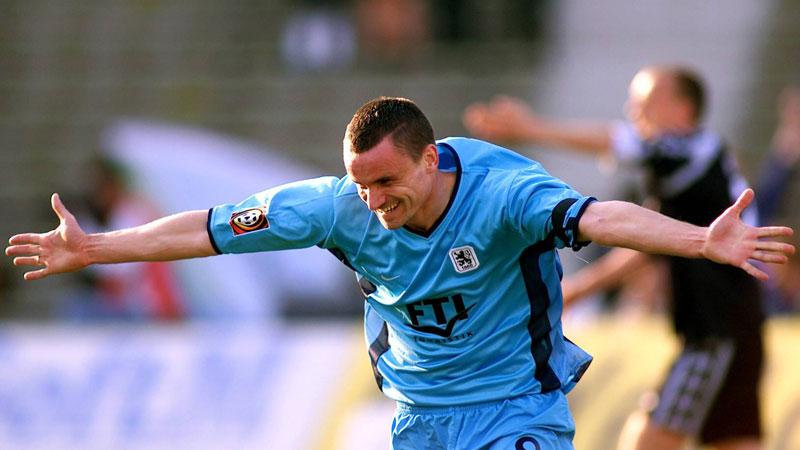 2002: Martin Max (1860 München) - 18 Tore