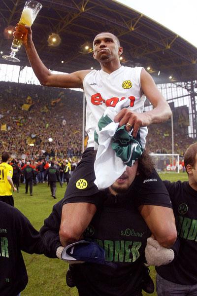 2002: Marcio Amoroso (Borussia Dortmund) - 18 Tore