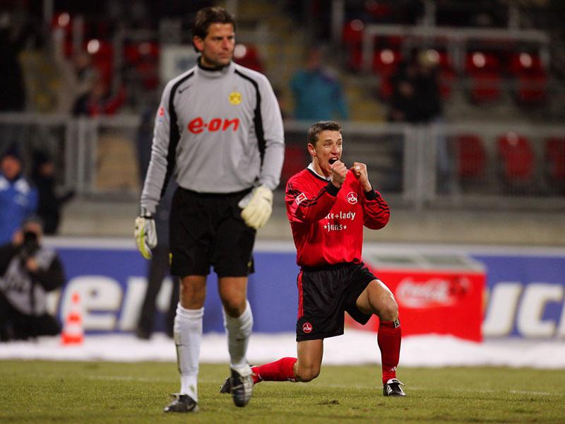 2005: Marek Mintal (1. FC Nürnberg) - 24 Tore