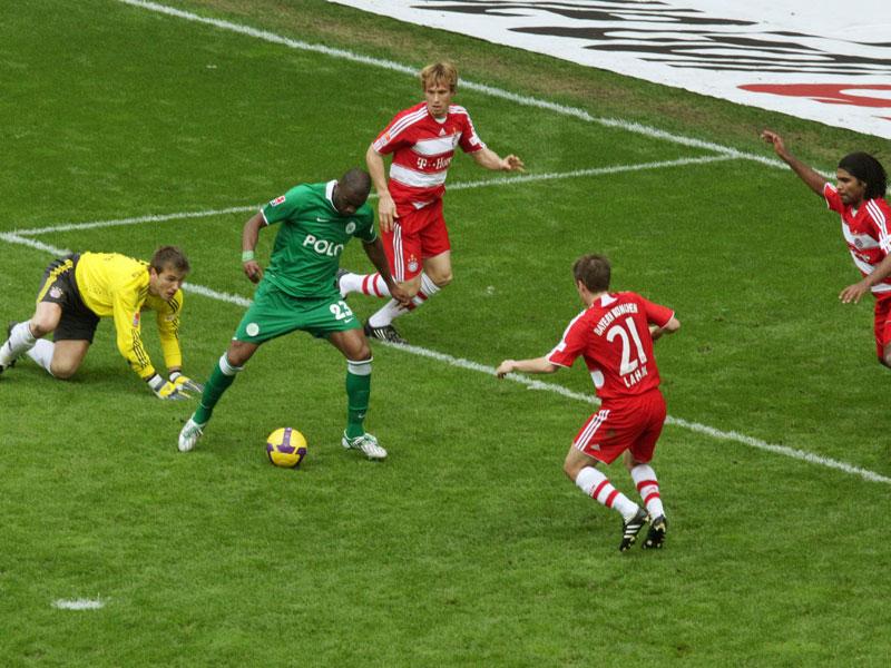 2009: Grafite (VfL Wolfsburg) - 28 Tore