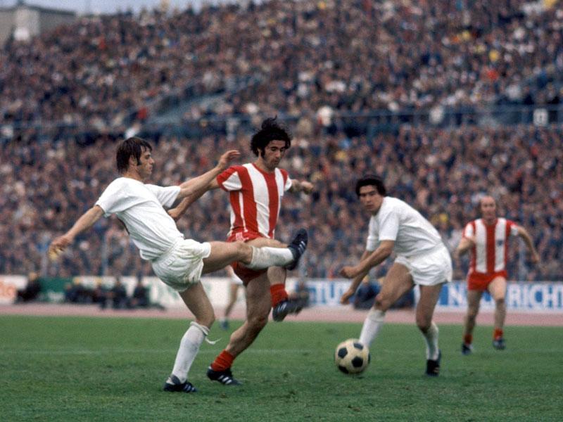 1970: Gerd Müller (FC Bayern) - 38 Tore