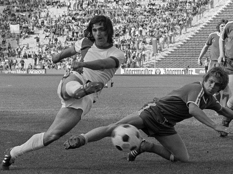 1972: Gerd Müller (FC Bayern) - 40 Tore