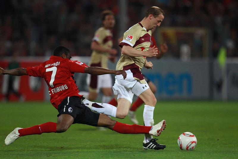Blickfeld: Jan Schlaudraff (27, Hannover 96)