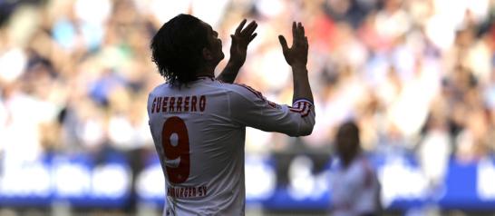 Nach 161 Bundesligaspielen und 47 Toren endet das Kapitel Bundesliga f�r Jos� Paolo Guerrero. Ein Kapitel mit Licht und Schatten.