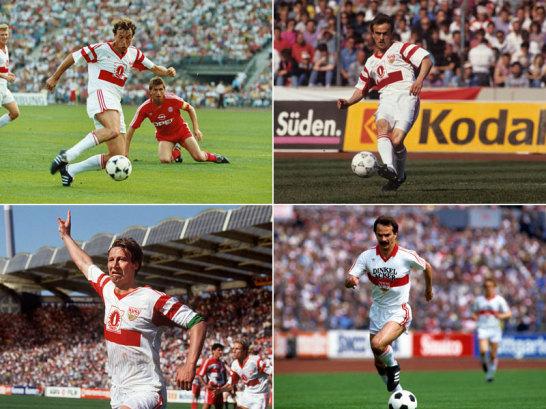 Die Stuttgarter Rekordspieler