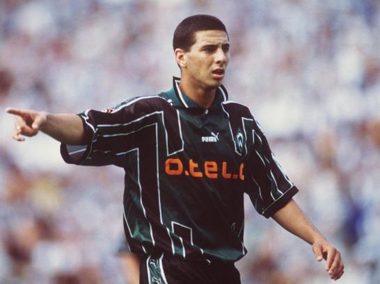 Claudio Pizarro 1999