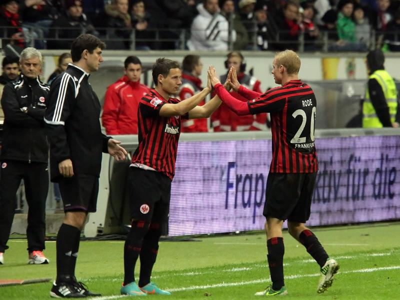 Stefano Celozzi (Eintracht Frankfurt)