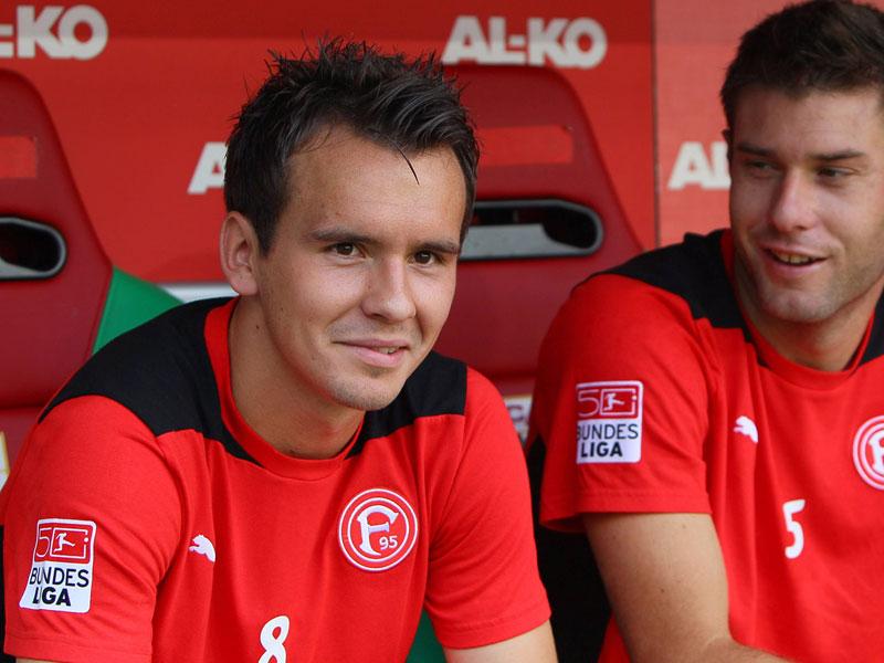 André Fomitschow (Fortuna Düsseldorf) - 1 Minute