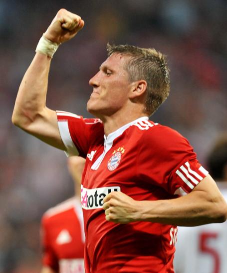 Bastian Schweinsteiger (Bayern M�nchen)