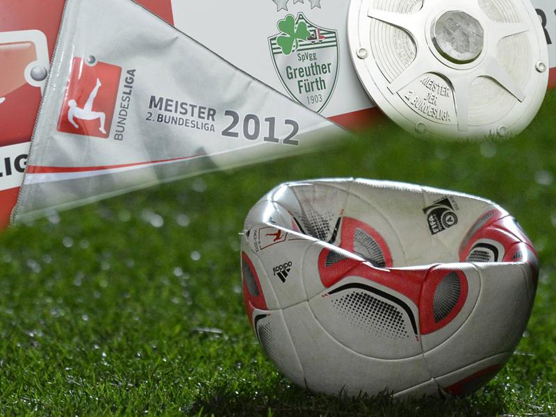 SpVgg Greuther Fürth - Zweitliga-Meister 2012
