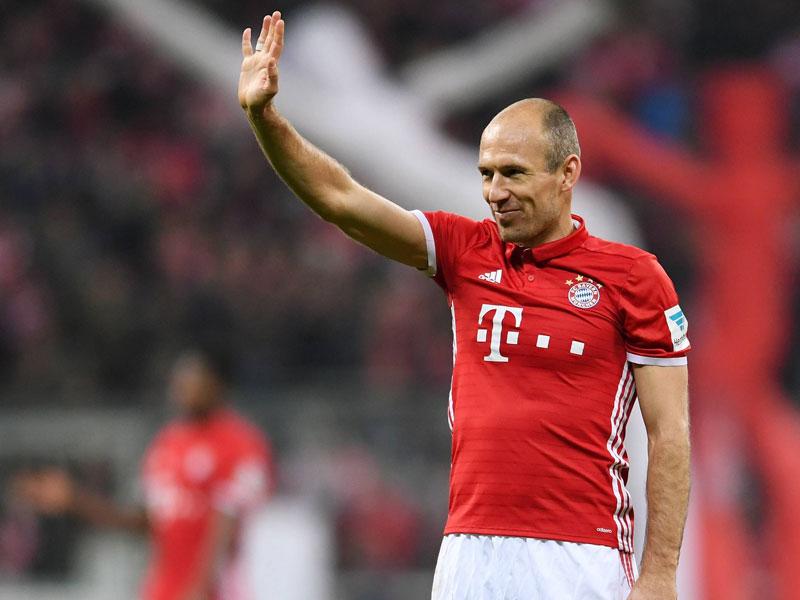 Auch Robben bleibt: Die Vertragslaufzeiten der Bayern-Stars