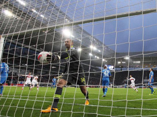 Eigentlich hatten sich die Hoffenheimer vorgenommen, aggressiv und hellwach ins Spiel gegen den VfB Stuttgart zu gehen. Heraus kam der spielentscheidende Gegentreffer in der dritten Minute durch Harnik.