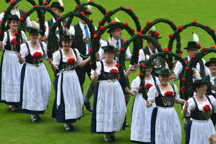 Бавария News: Майский фест. Как Бавария отпраздновала чемпионство