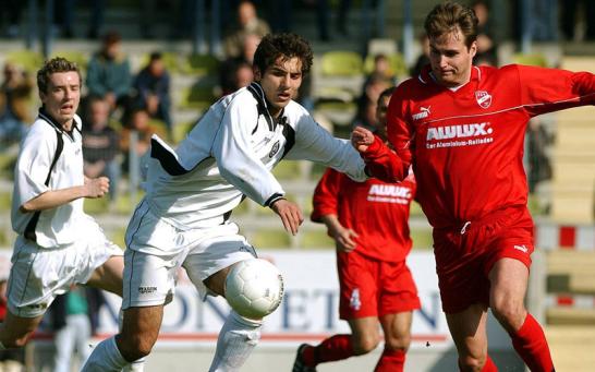 Halil Altintop 2003 für Wattenscheid in einem Spiel gegen Verl