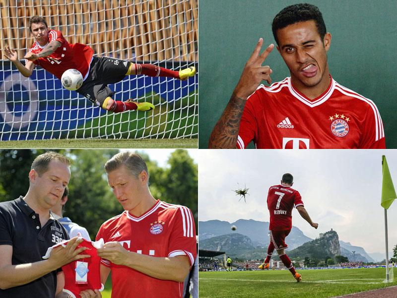 Personalpuzzle beim FC Bayern