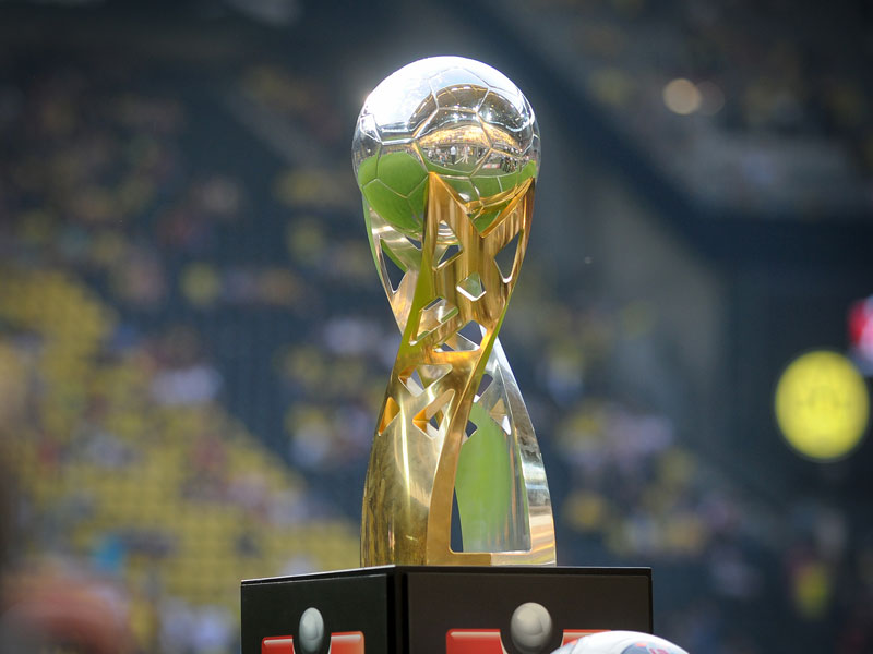 Dfl Supercup Pokal