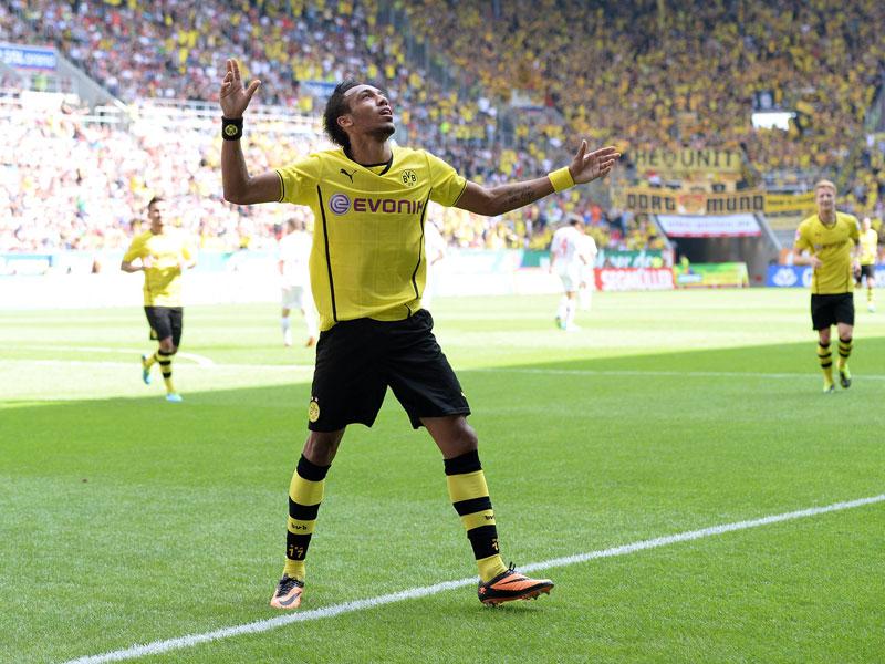 Les débuts de rêve de Pierre-Emerick Aubameyang (PEA) avec le Borussia Dortmund