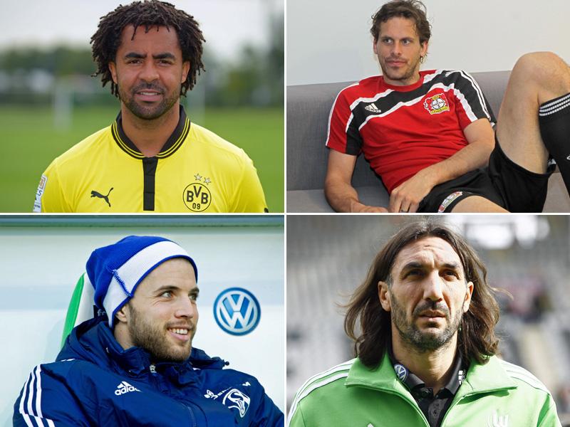 Diese Spieler sind noch auf der Suche nach einem neuen Verein.