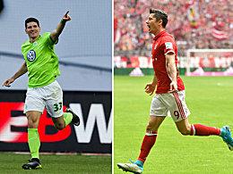 Die schnellsten Hattricks der Bundesliga