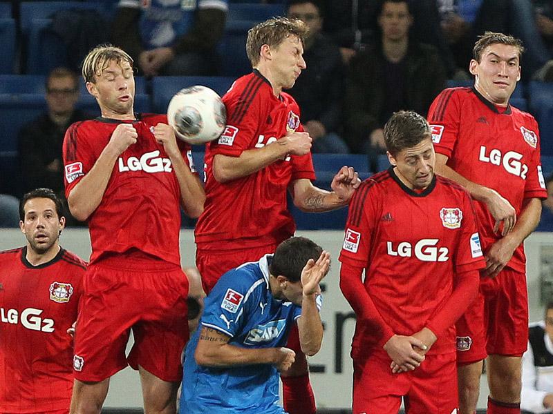 Футбол германия байер