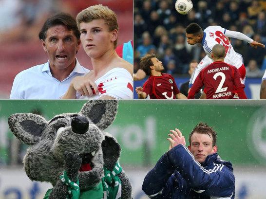 Werner, Tah, Arnold