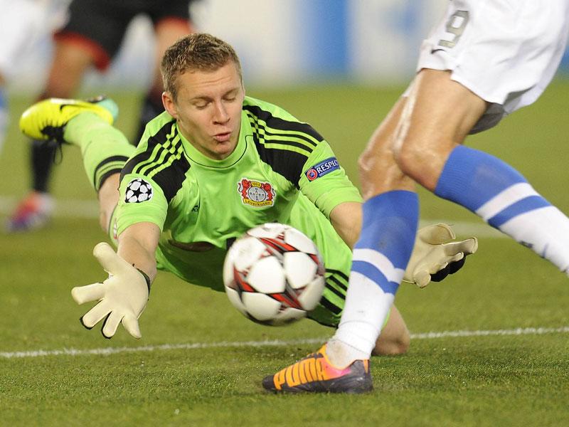 Bernd Leno (Bayer Leverkusen)