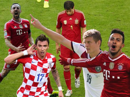 Noch bevor die WM zu Ende geht, bittet Pep Guardiola zur ersten �bungseinheit. Bei 14 WM-Fahrern wird der Trainingsplatz am 9. Juli ziemlich �berschaubar bleiben. Denn zus�tzlich fehlen einige Stars verletzungsbedingt, andere wollen eventuell den Verein wechseln, manche will der FC Bayern dringend loswerden. F�nf Problemf�lle des FCB - und ein erster Gewinner.