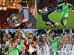 Manuel Neuer: Vom Bubi zum Weltmeister