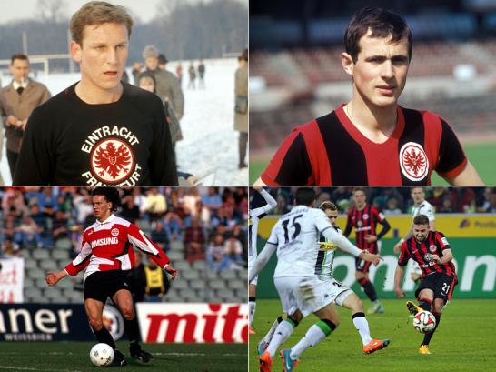 Walter Bechtold, Ernst Abbe, Michael Anicic und Marc Stendera