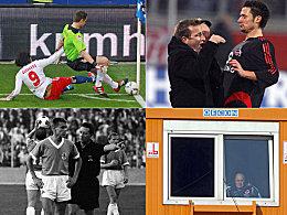 Die außergewöhnlichsten Sperren in der Bundesliga
