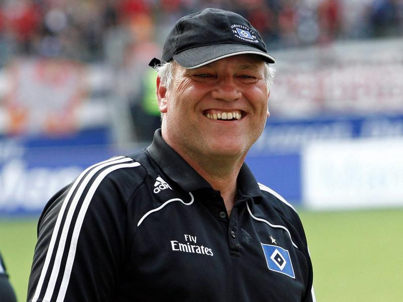 Von Jol bis Gisdol: Wilde Wechsel auf der HSV-Trainerbank