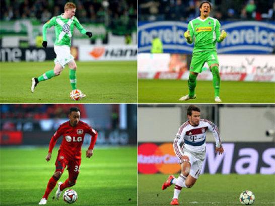 Die Dauerbrenner der Bundesliga