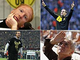 Tuchel toppt Klopp: Die punktbesten BVB-Trainer