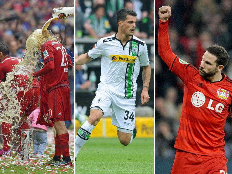 kicker-Rangliste: Mittelfeld defensiv