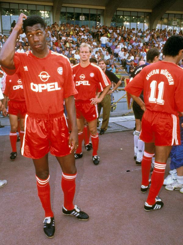 Von Bernardo bis Z�: Bayerns Brasilianer
