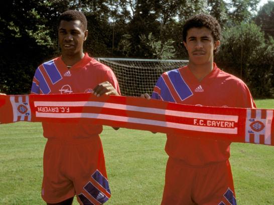 Bernardo (l.) und Mazinho