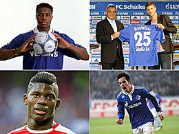 Die teuersten Schalker: Embolo setzt neue Maßstäbe