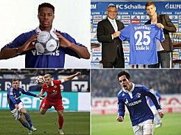 Geis auf Platz vier: Die teuersten Schalker Neuzug�nge