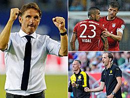 Hamburgs Dank, Dortmunds Paradigma und Vidals Wiedersehen
