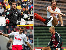 Wer war's? Diese 19 spielten für Bayern und Köln