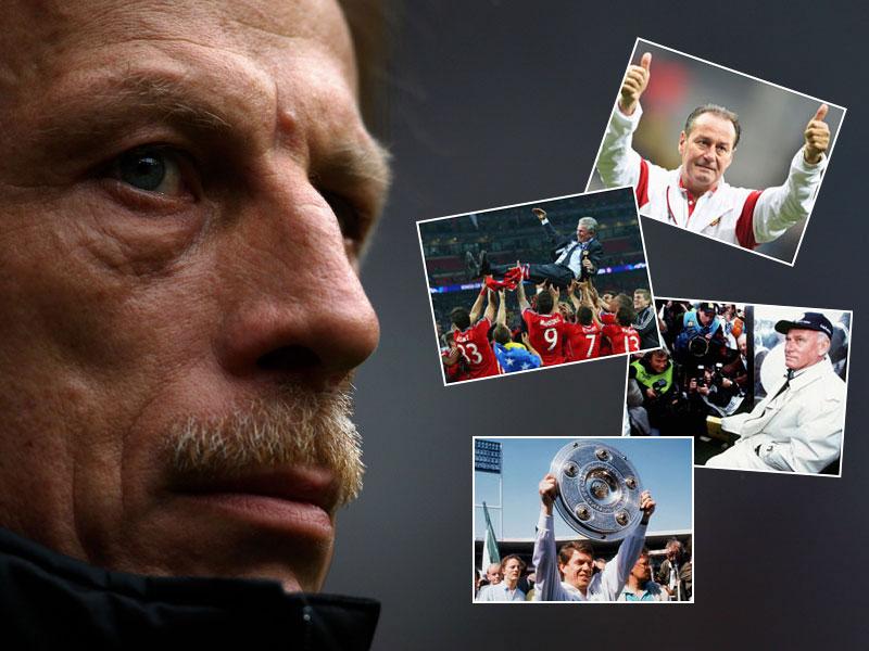 Trainer mit den meisten BL-Spielen: Stevens auf Rang 15 - Bundesliga | Bildergalerie - kicker